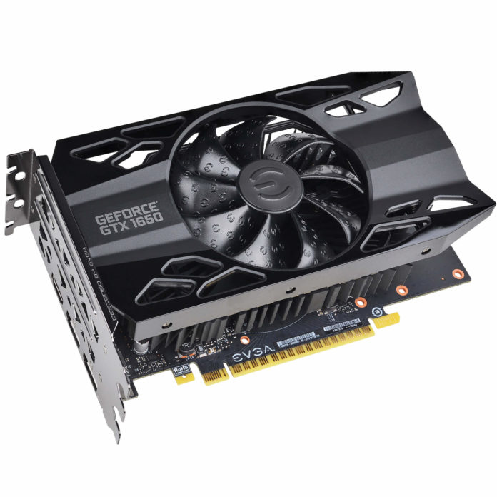 EVGA GeForce GTX 1650 XC GAMING