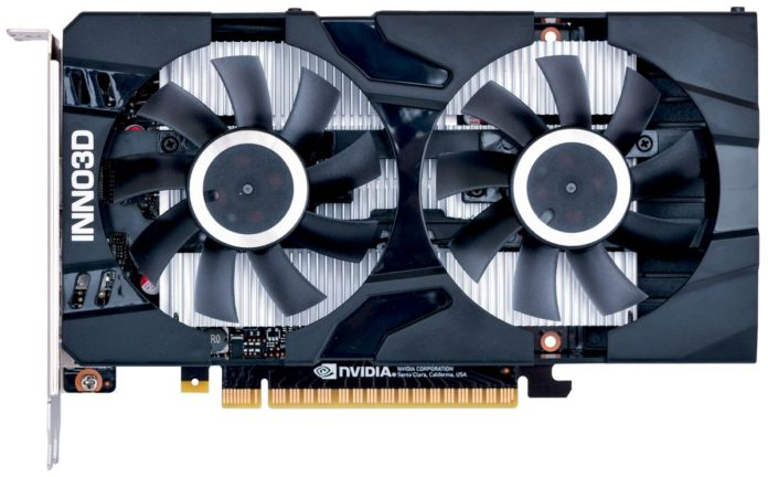 INNO3D GeForce GTX 1650 Twin X2
