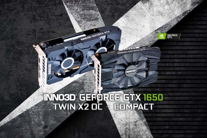 INNO3D GeForce GTX 1650