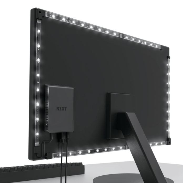 NZXT HUE 2 Ambient RGB Lighting Kit V2