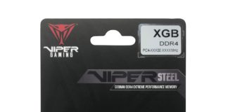 Patriot Viper Steel SODIMM