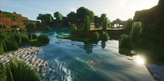 Sonic Ether's Unbelievable Shaders for Minecraft