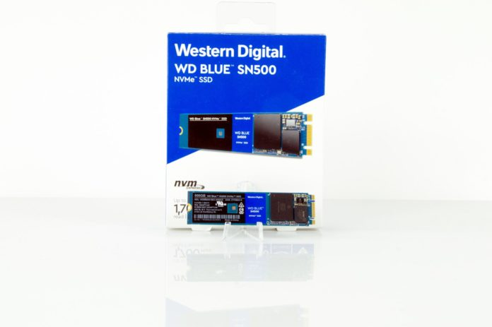 WD Blue SN500 500 GB