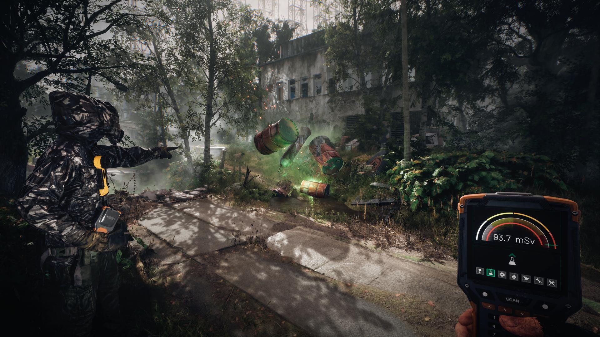 Chernobylite już niedługo odwiedzą osoby wspierające z Kickstartera 1
