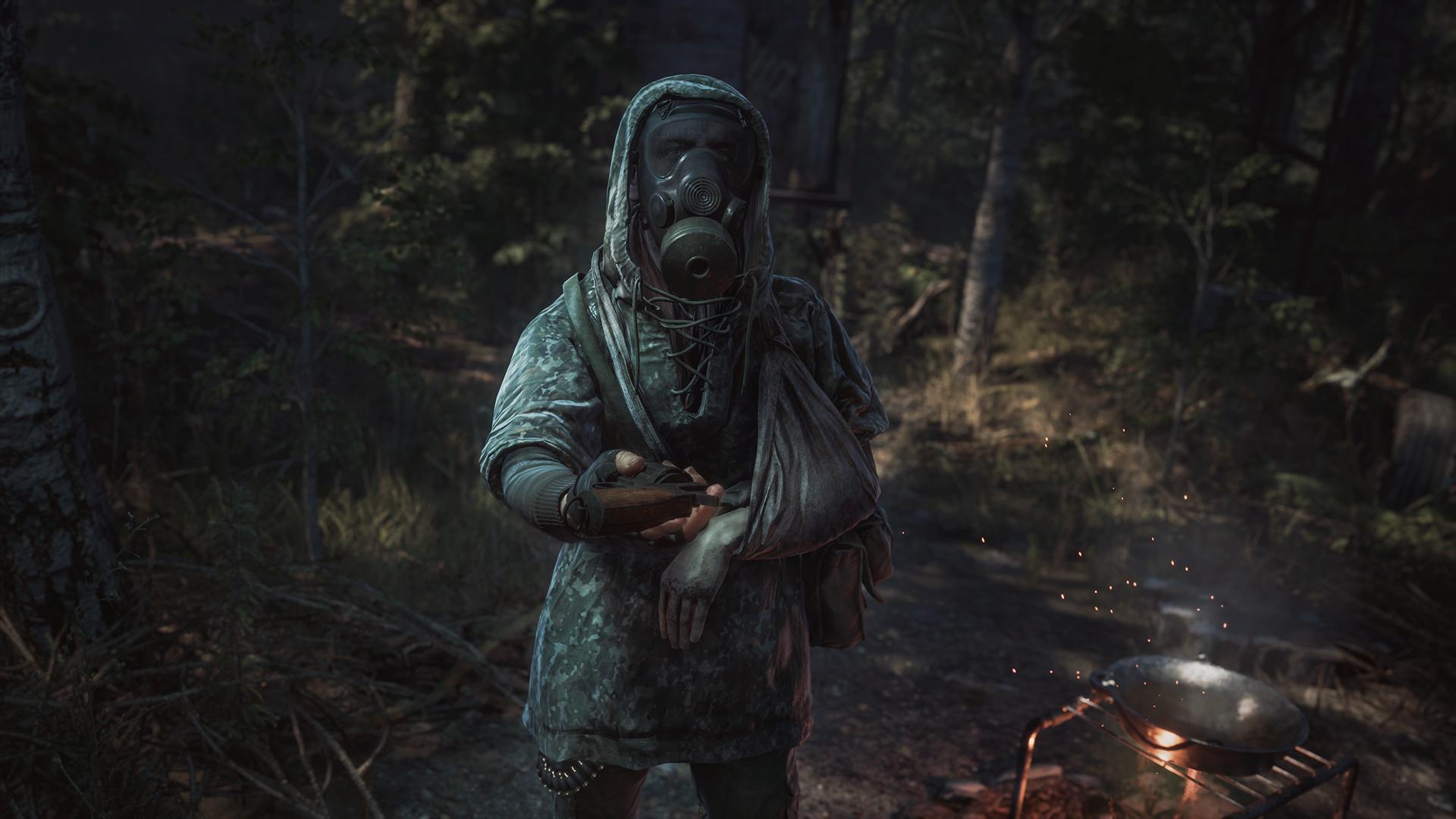 Chernobylite zadebiutował we Wczesnym Dostępie na Steam i GOG 4