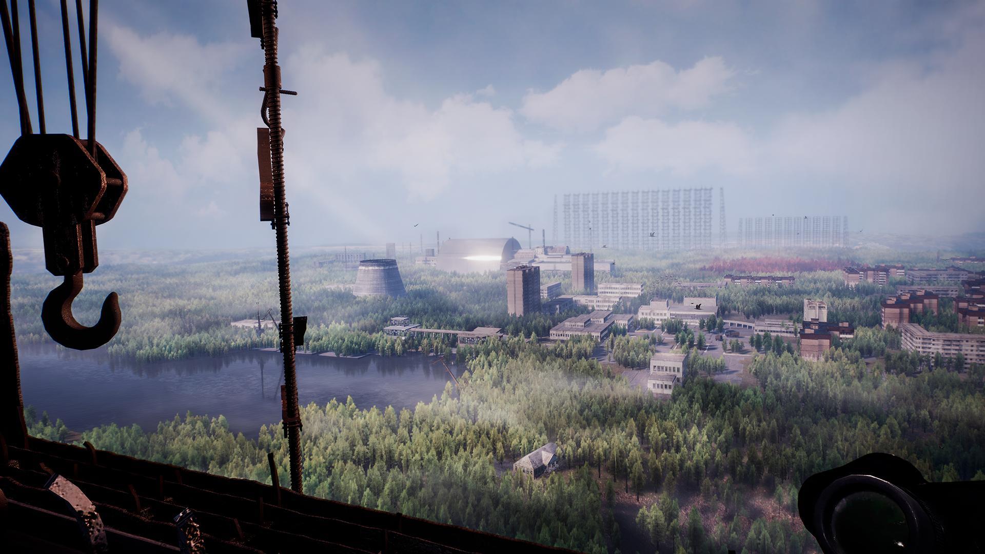 Chernobylite wprowadza polską wersję językowa. Idą inne aktualizacje 5