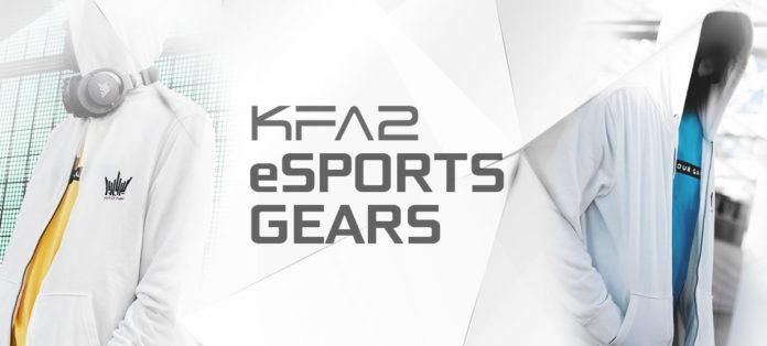 COMPUTEX 2019 - KFA2 - eSPORTS GEARS