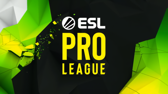 esl pro league season 9 2019 logo