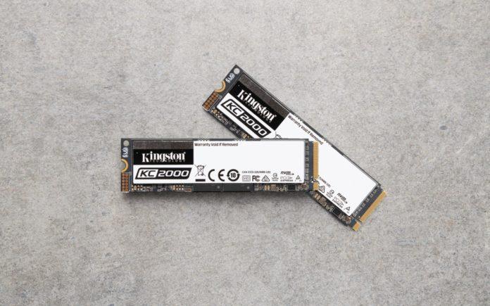 Kingston KC2000 - nowe dyski SSD ze sprzętowym szyfrowaniem danych 1