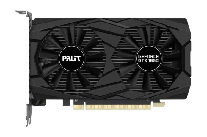 Palit GeForce GTX 1650 Dual OC