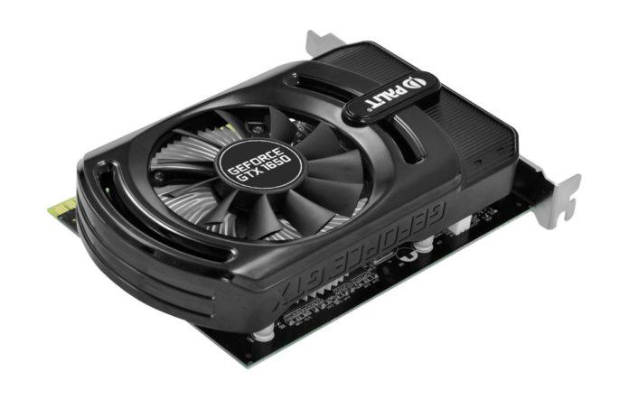 Palit GeForce GTX 1650 StormX OC+