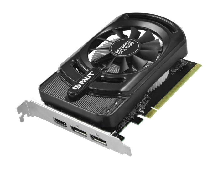 Palit GeForce GTX 1650 StormX+