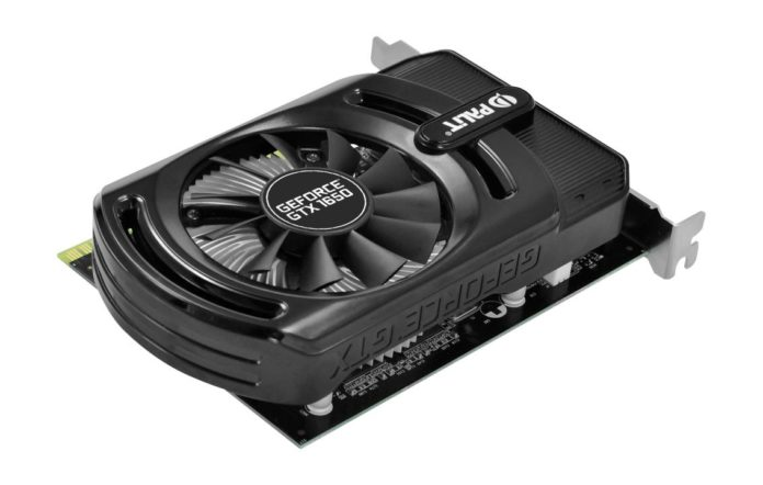 Palit GeForce GTX 1650 StormX+