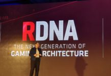 Radeon RX 5000 - COMPUTEX 2019