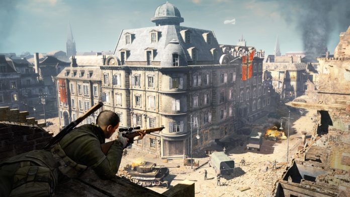Sniper Elite V2 Remastered z premierą