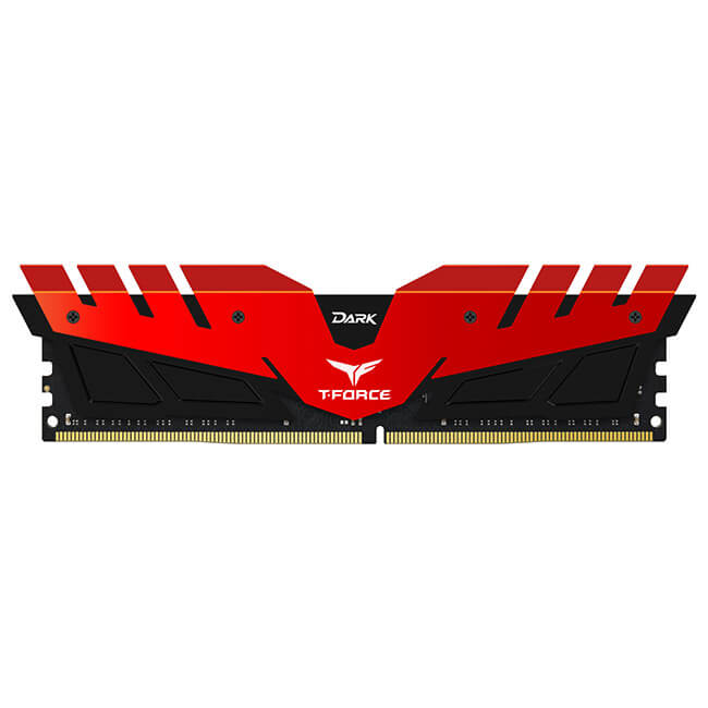 T-FORCE DARK Z DDR4 Gaming Memory - nowe pamięci do Temagroup 1