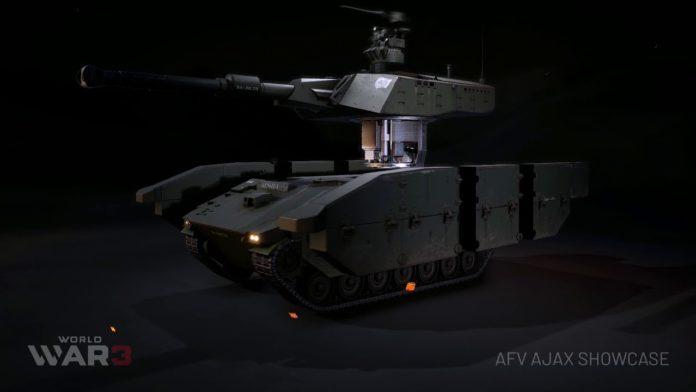 World War 3 - WARZONE GIGA PATCH - Ajax
