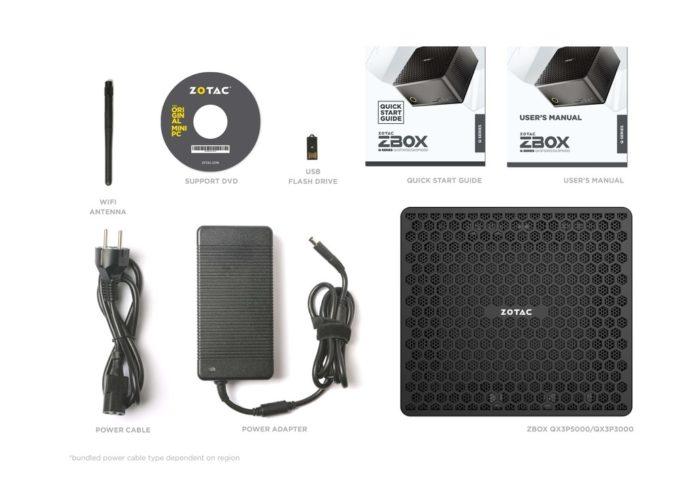 ZBOX QX3P3000