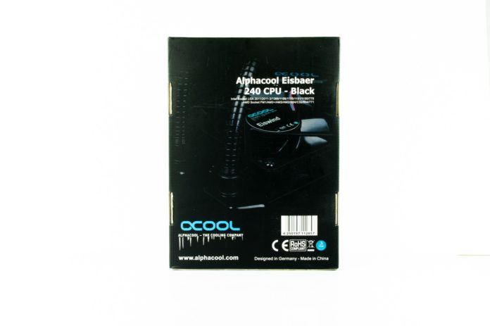 Alphacool Eisbaer 240