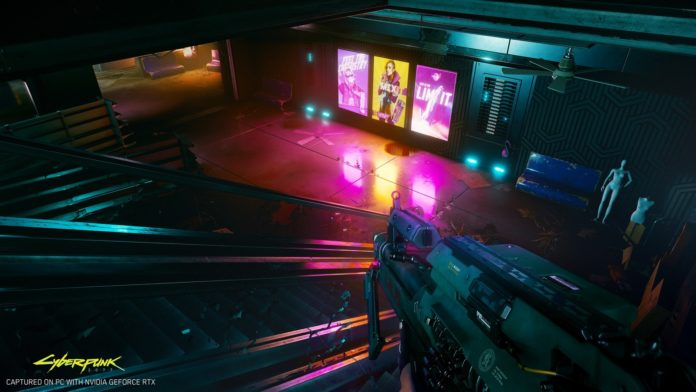 Cyberpunk 2077 - ray-tracing