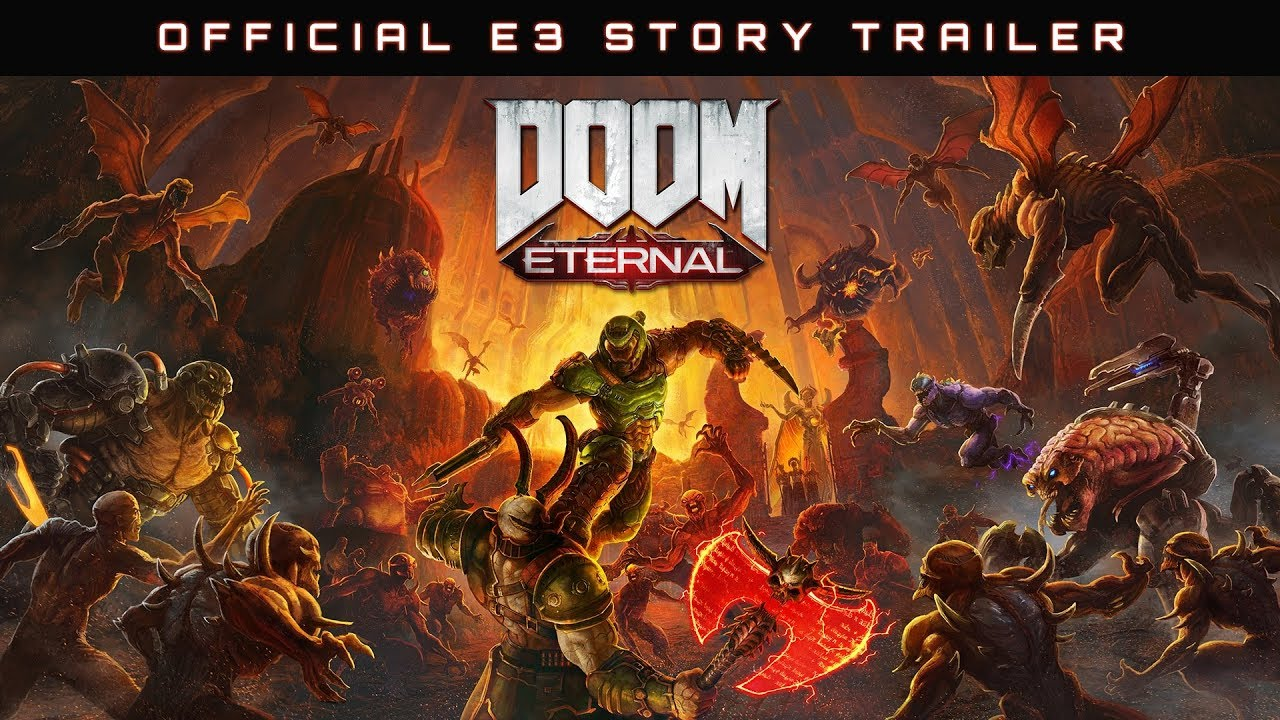 DOOM Eternal zaprezentowany podczas E3. Znamy datę premiery 1