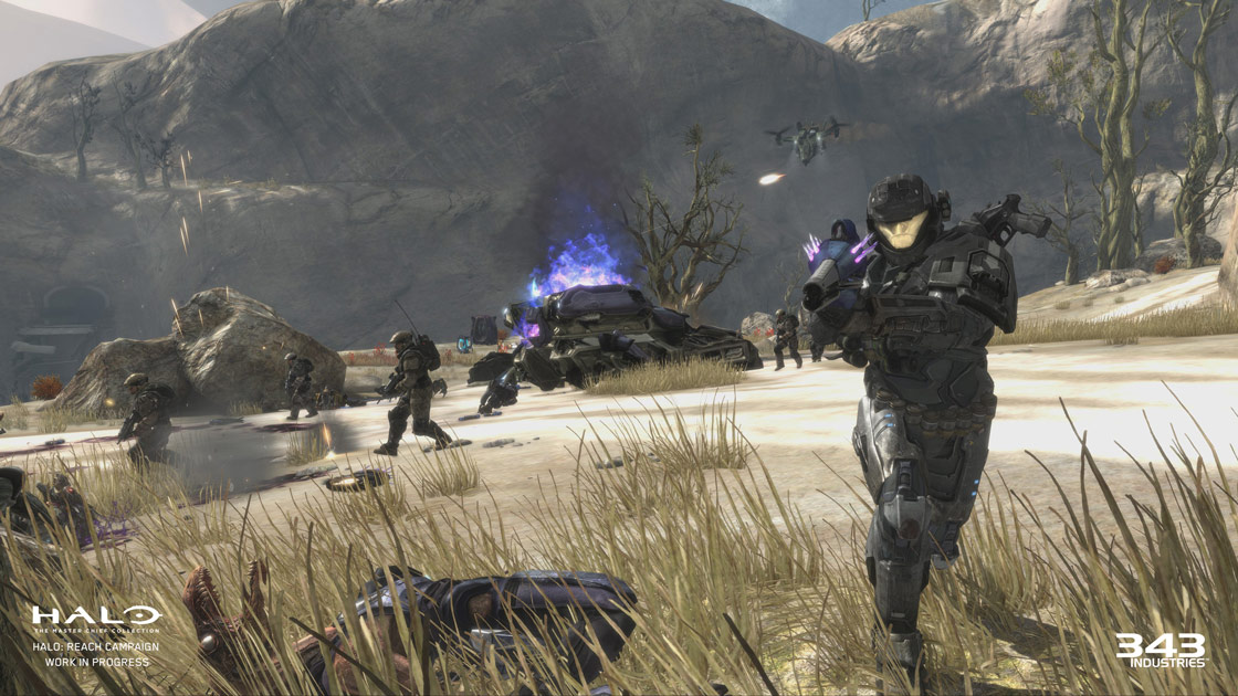 Halo: The Master Chief Collection - Halo: Reach
