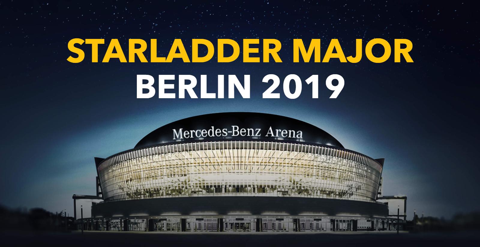 Jutro rozpoczynamy Fazę Nowych Legend StarLadder Major Berlin 2019 5