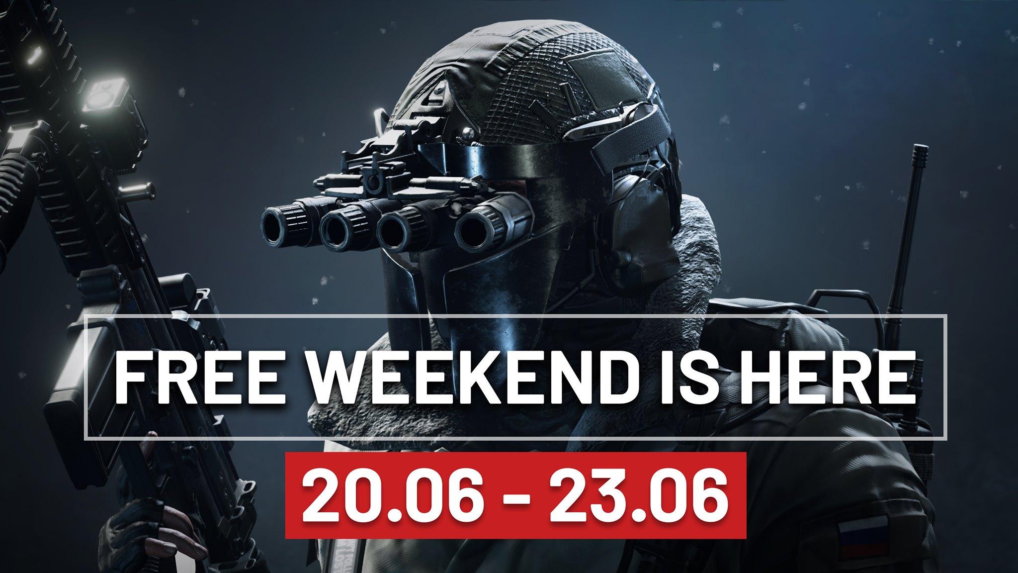 World War 3 do przetestowania za darmo przez weekend! 1