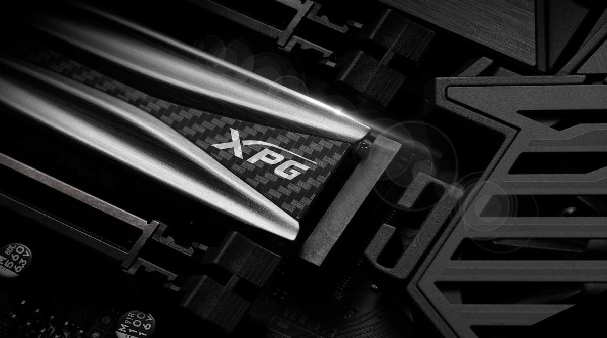 ADATA XPG GAMMIX S50 - nowy dysk SSD z interfejsem PCI Express 4.0 1
