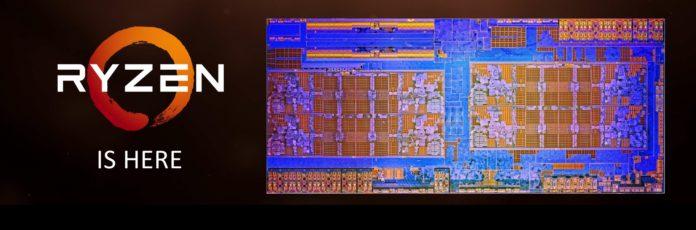 Ryzen 7 2700X - architektura