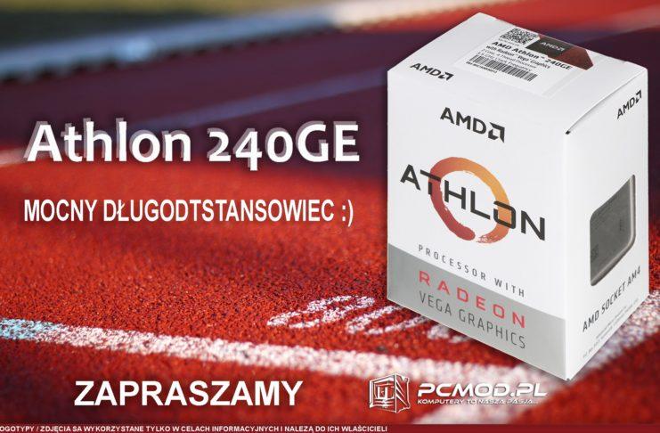 Athlon 240GE - logo