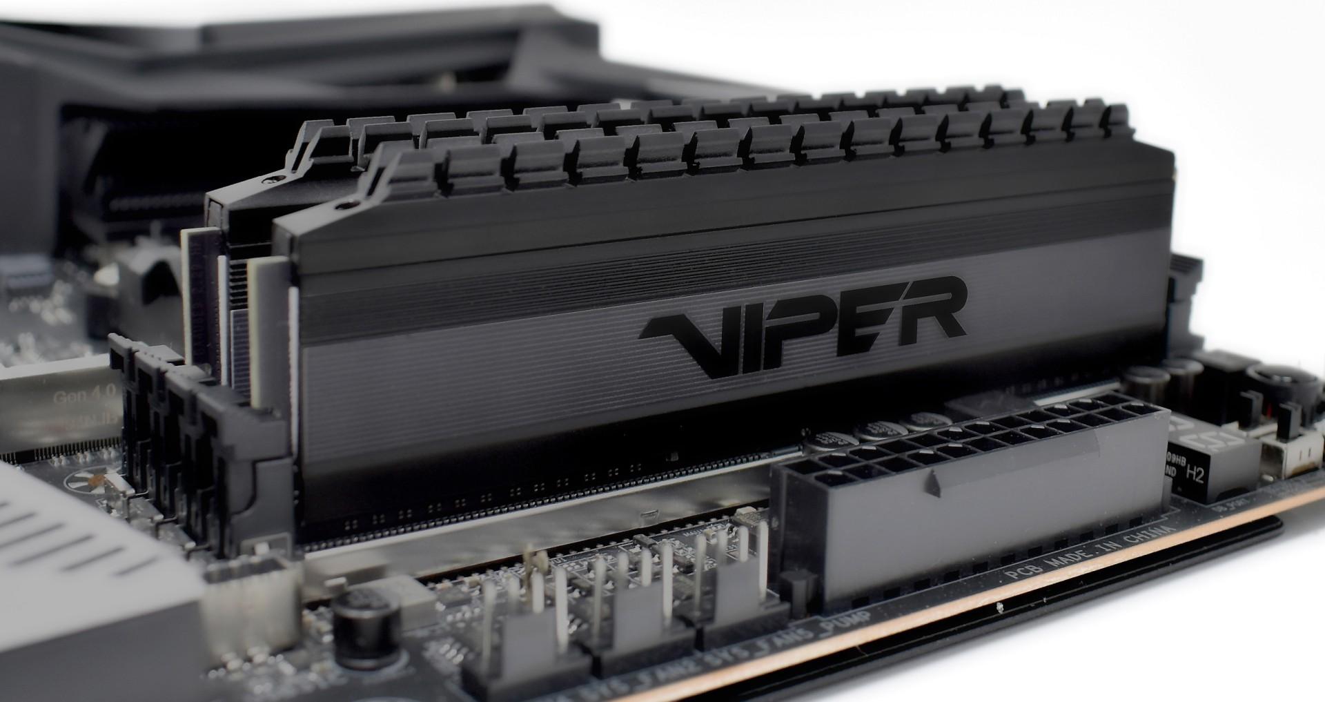 Patriot Viper 4 Blackout