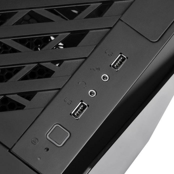 SilverStone LD03 - ciekawa obudowa typu Cube w formacie mini-ITX 6