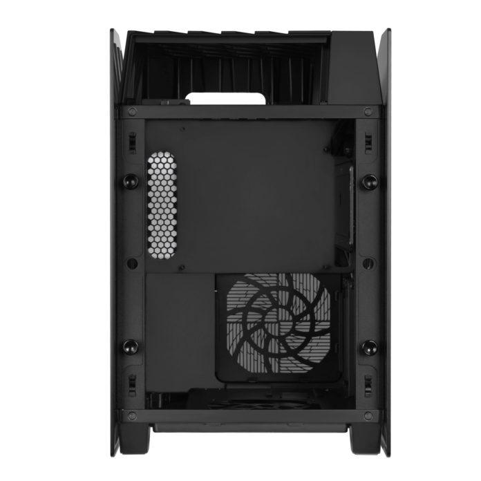 SilverStone LD03 - ciekawa obudowa typu Cube w formacie mini-ITX 7