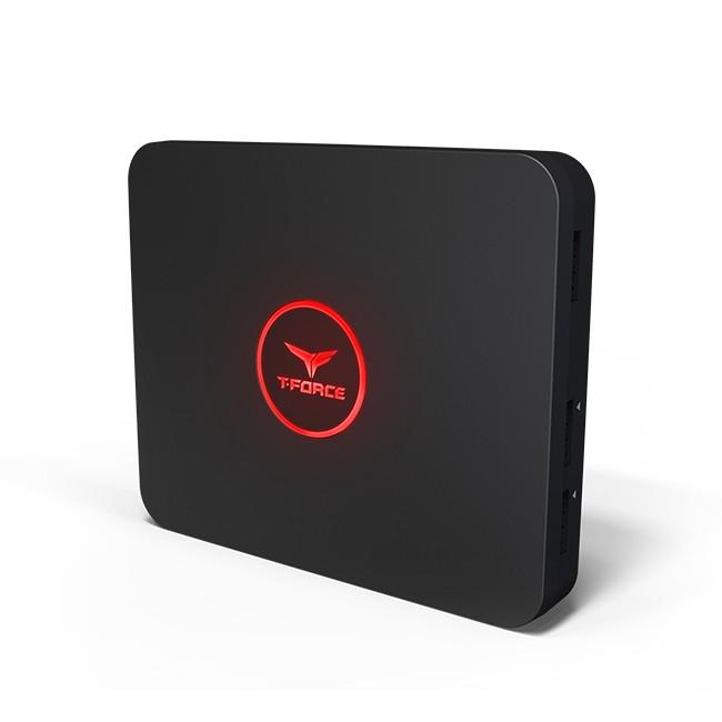 T-FORCE CAPTAIN RGB Control Box - zewnętrzna kontrola oświetlenia 3