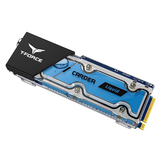 T-FORCE CARDEA Liquid M.2 PCIe SSD