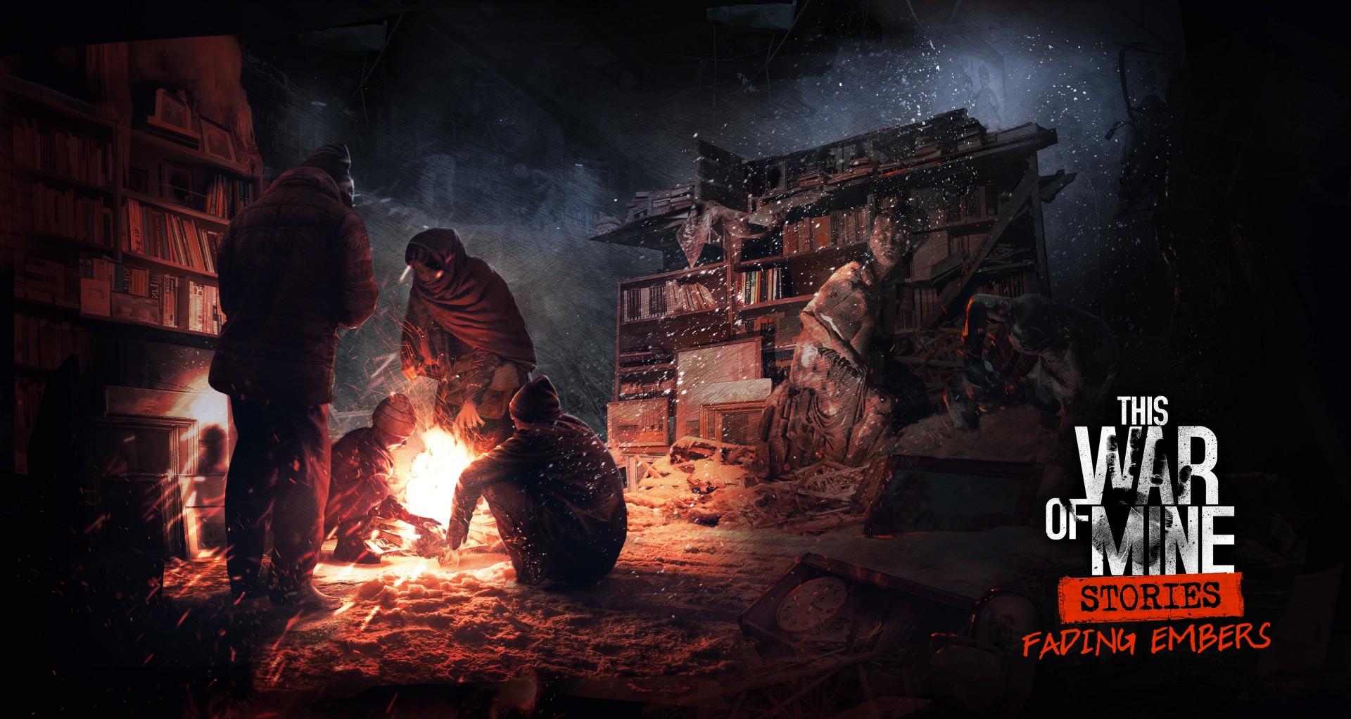 Fading Embers - kolejny dodatek do wojennej gry This War of Mine 6