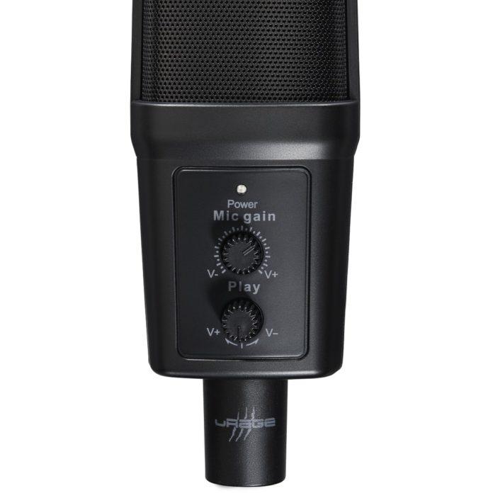 uRage Revolution - gamingowy mikrofon do streamowania 2