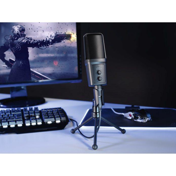 uRage Revolution - gamingowy mikrofon do streamowania 3