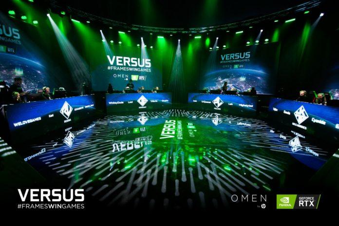 VERSUS GEFORCE RTX FRAMES WIN GAMES