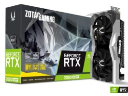 ZOTAC GAMING GeForce RTX 2060 SUPER MINI