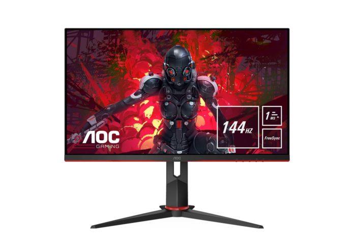AOC 27G2U i AOC 27G2U5 - nowe monitory z linii G2 1