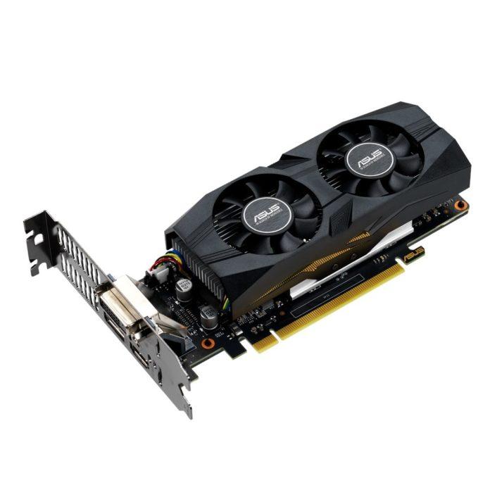 ASUS GeForce GTX 1650 4GB Low Profile - ciekawa karta mini-ITX 1