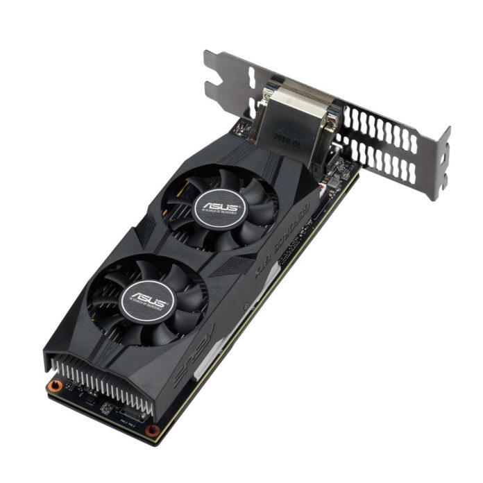 ASUS GeForce GTX 1650 4GB Low Profile - ciekawa karta mini-ITX 2