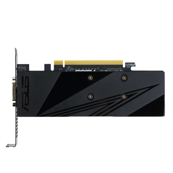 ASUS GeForce GTX 1650 4GB Low Profile OC - ciekawa karta mini-ITX 2