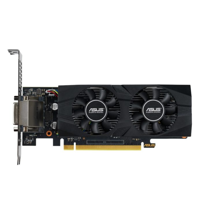 ASUS GeForce GTX 1650 4GB Low Profile OC - ciekawa karta mini-ITX 3