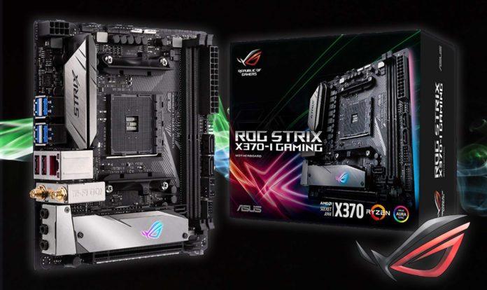 ASUS ROG STRIX X370-I GAMING - testy płyty głównej mini-ITX 1