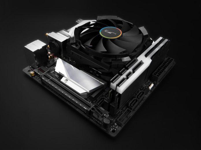 Chłodzenia niskoprofilowe procesorów dla mini-ITX 5
