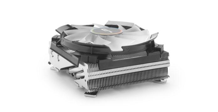 Cryorig C7 RGB - aluminiowe chłodzenie mini-ITX z diodami RGB 1