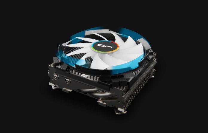 Chłodzenia niskoprofilowe procesorów dla mini-ITX 1